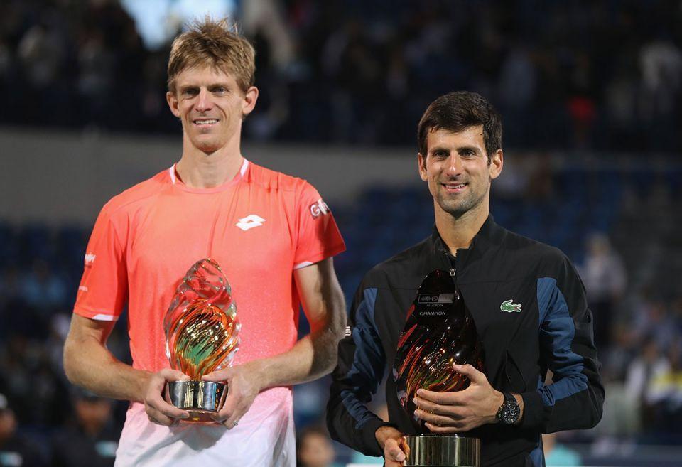 In pictures: World number one Novak Djokovic wins fourth Mubadala title