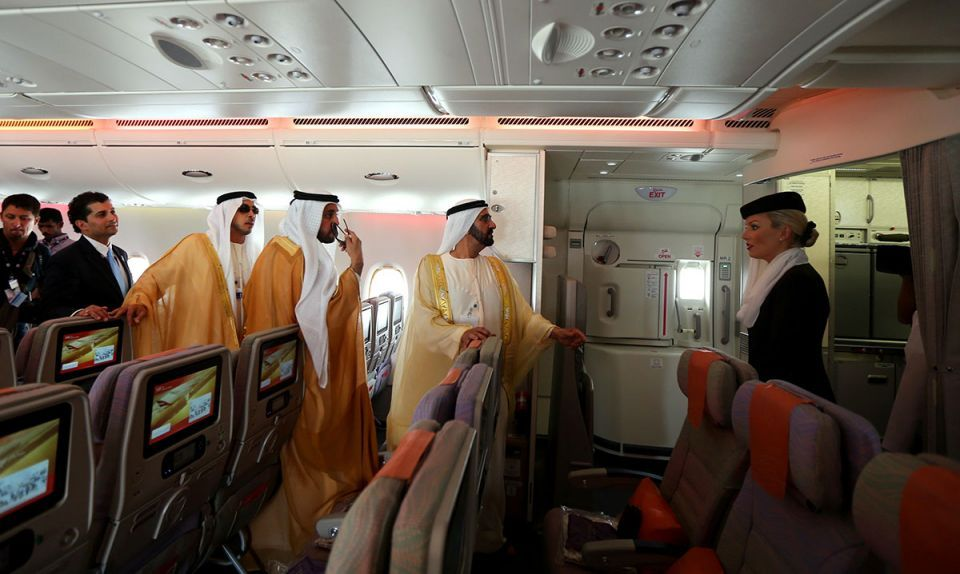 In pictures: Sheikh Mohammed's 50 years of inspiring leadership