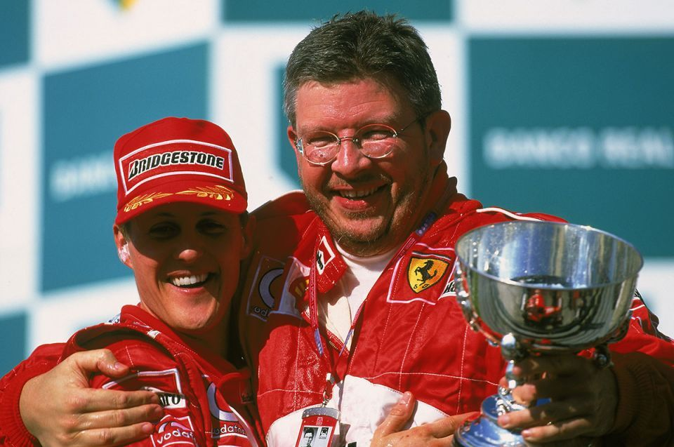 In pictures: F1 legend Michael Schumacher turns 50 on January 3