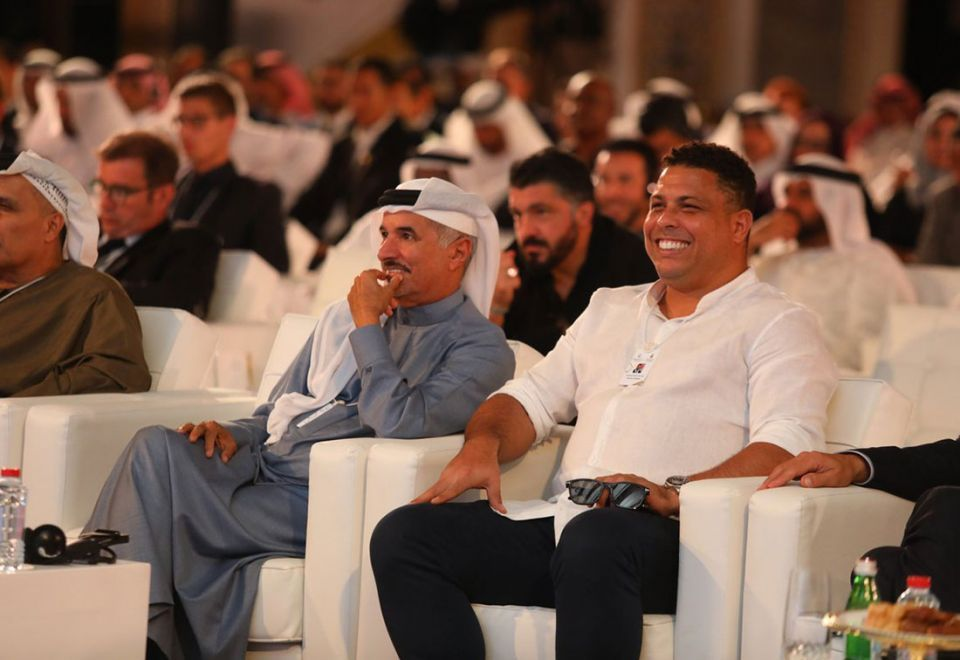 In pictures: 13th edition of Dubai International Sports Conference