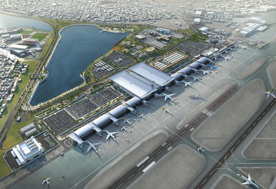 Bahrain drops coronavirus quarantine requirements for airport arrivals