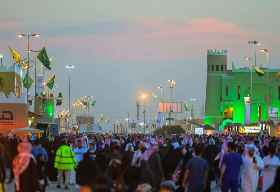 In pictures: Annual Janadriyah Festival for heritage and culture in Riyadh