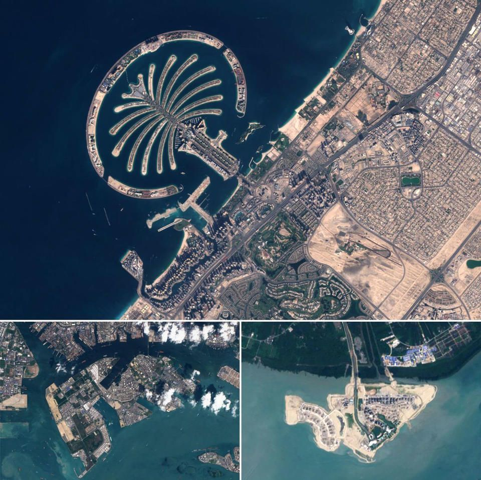 Hong Kong's $64bn plan to recreate Dubai's Palm Jumeirah
