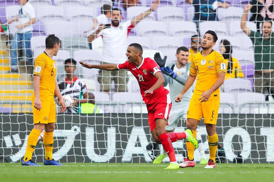 Jordan stun Asian Cup champs Australia in Al Ain
