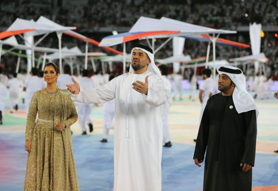 In pictures: AFC Asian Cup UAE 2019 kicked off in spectacular style at the Zayed Sports City Stadium