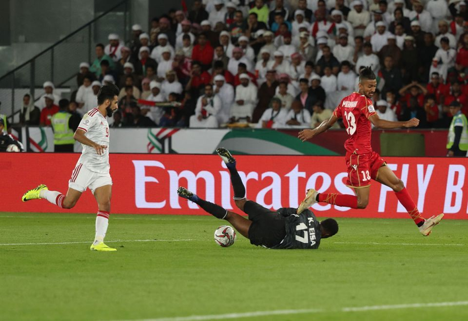 In pictures: UAE 1-1 draw with Bahrain in AFC Asian Cup UAE 2019
