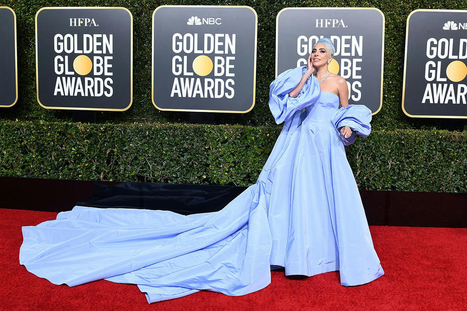 In pictures: Best dressed on the red carpet at the 76th annual Golden Globe Awards