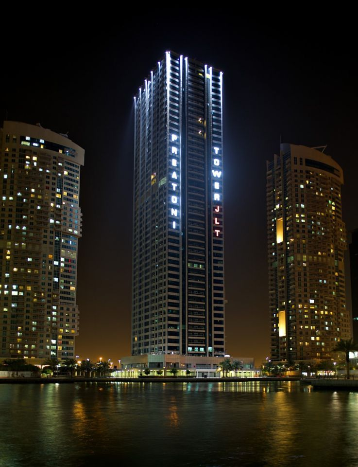 Developer says Dubai skyscraper completed 4 years after rescue
