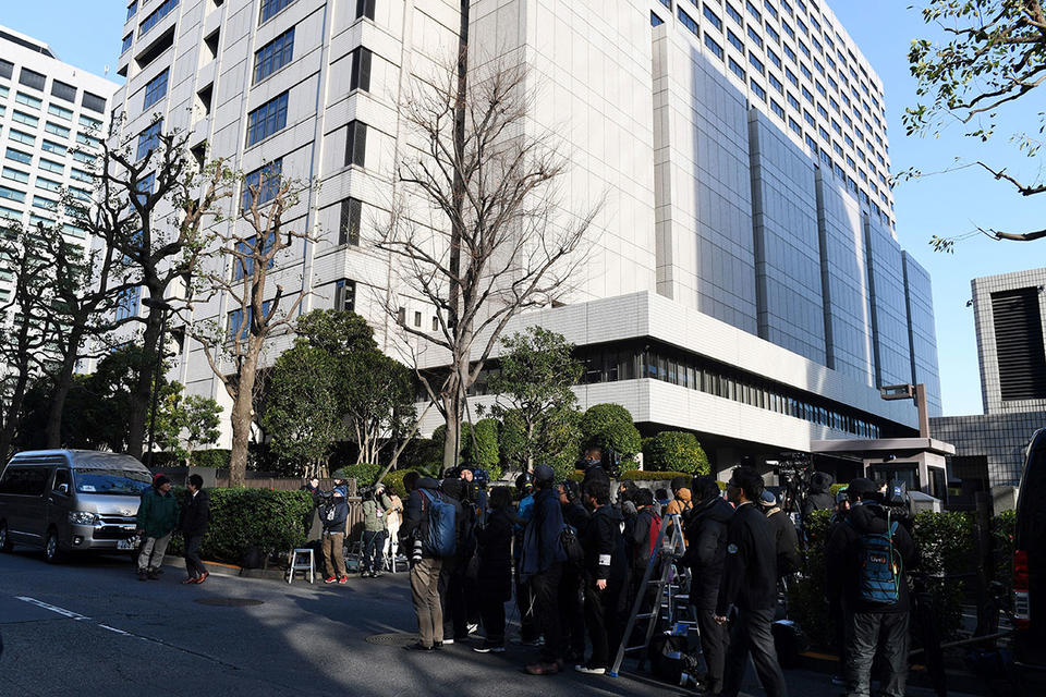Carlos Ghosn's fight to prove his innocence begins in Tokyo