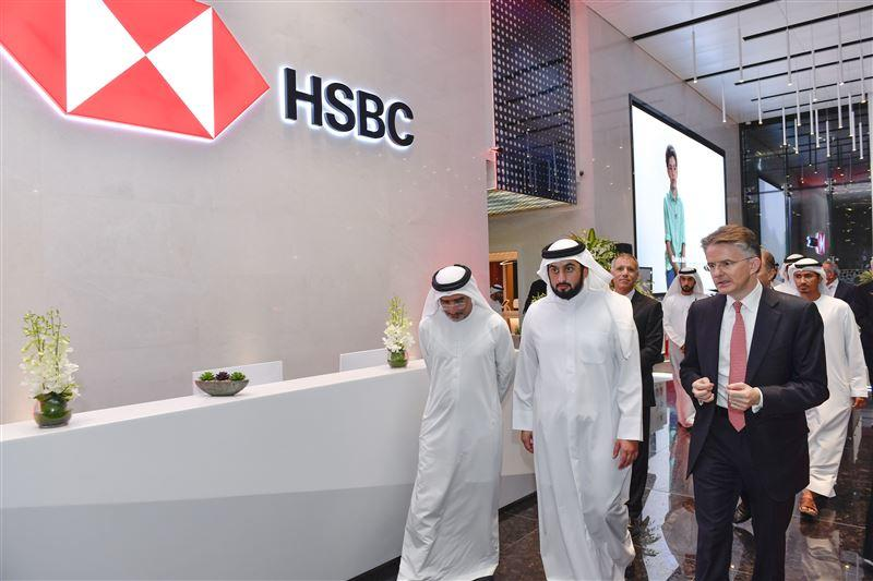 HSBC in 'strong position' in Middle East despite global drop in profits