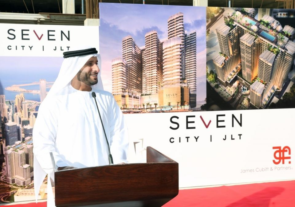 Developer breaks ground on $272m mixed-use project in Dubai