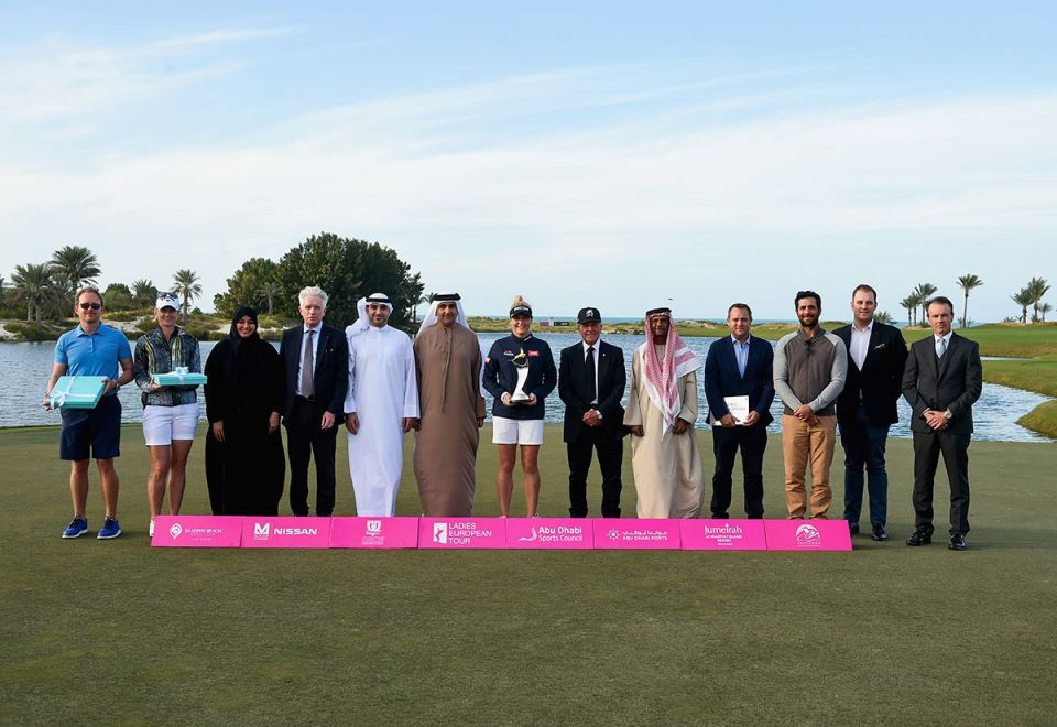 In pictures: England's Charley Hull clinch Fatima Bint Mubarak Ladies Open