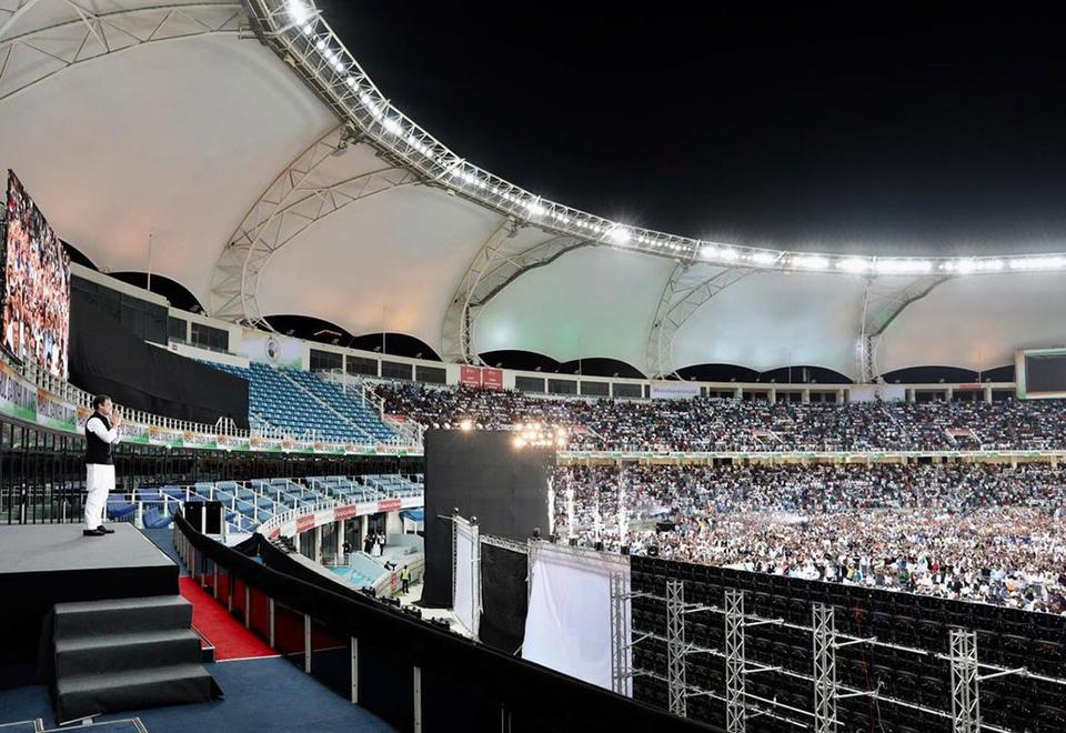 Rahul Gandhi slams demonetisation as 'rash and irresponsible' in Dubai