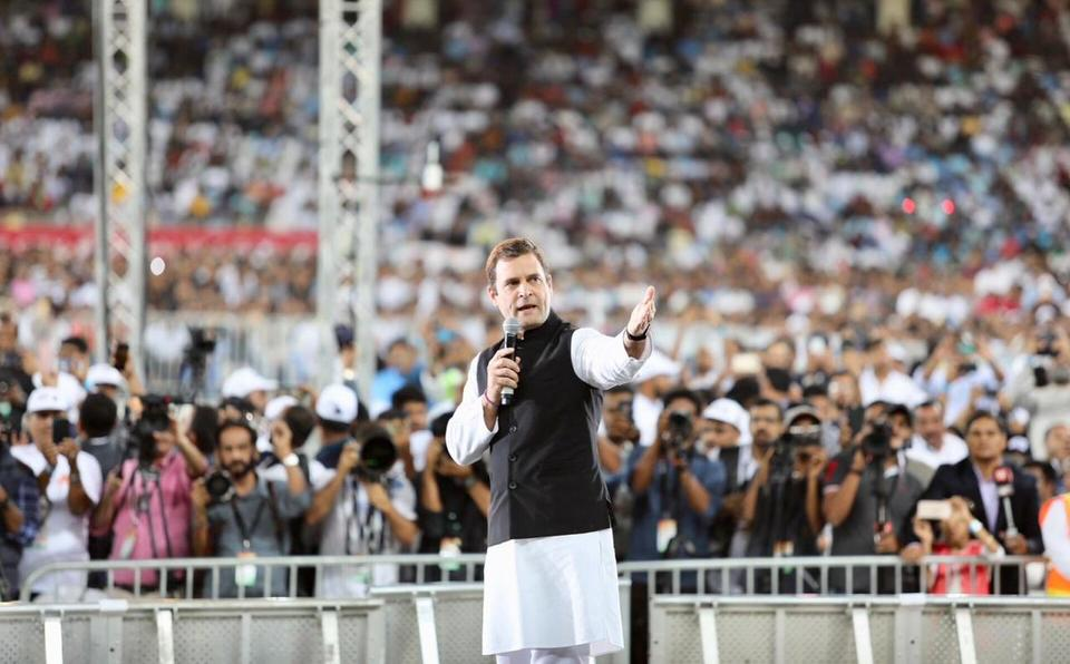 Modi era is a blip in India's history, says rival Gandhi