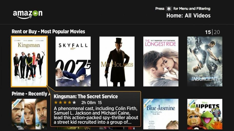 Dubai's du offers Amazon Prime Video as streaming sector hots up