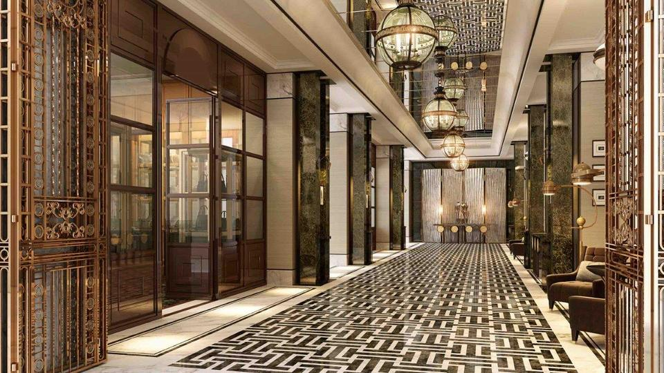 Waldorf Astoria DIFC to open in Spring 2019