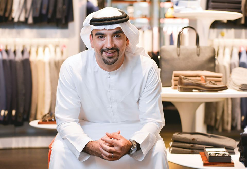 Former law-student turned serial entrepreneur, Suit Supply's Shames al Hashemi opens up
