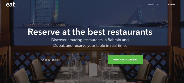 Bahrain's Tenmou partially exits Eat app investment