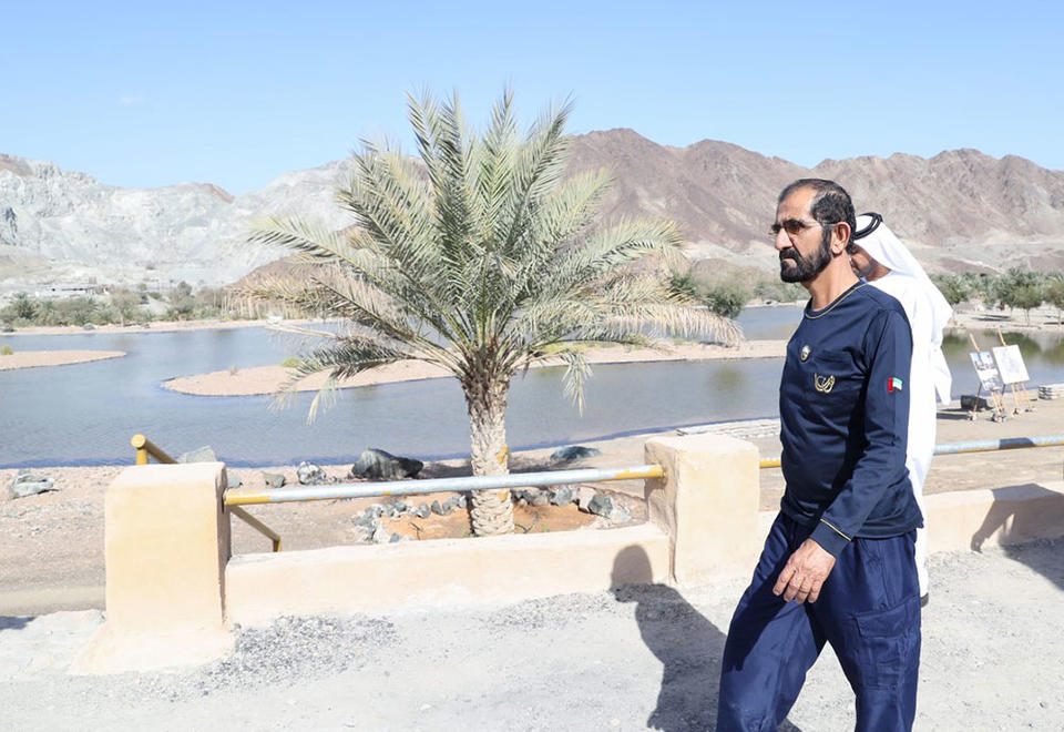 Dubai ruler orders Hatta tourism projects to be fast-tracked