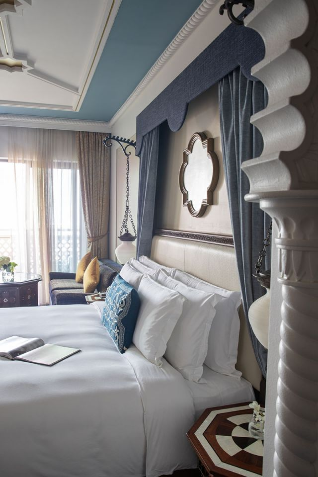 In pictures: Luxury Dubai hotel Jumeirah Al Qasr has revealed the new look