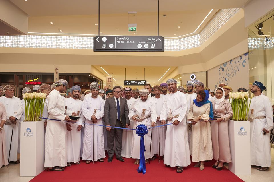 UAE retail giant opens new $117m Oman mall