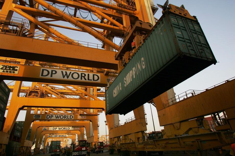 Dubai's DP World raises stake in Australian port operator