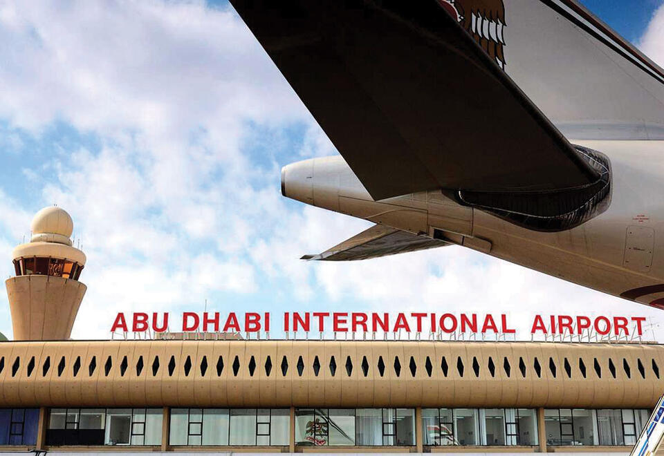 Abu Dhabi Airports deploys robotic technology in Covid-19 fight