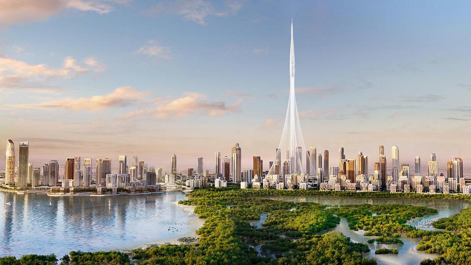 Covid-19: Emaar said to halt work on all major projects