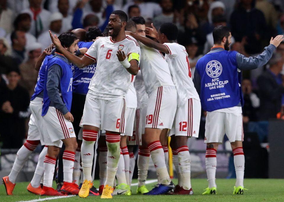 UAE protests over Qatari players' eligibility at Asian Cup