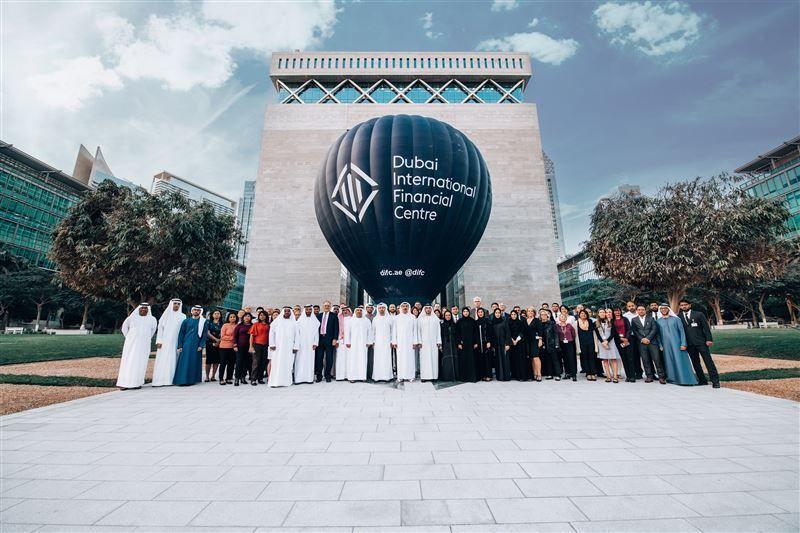 Dubai's DIFC launches balloon trips for 15th anniversary