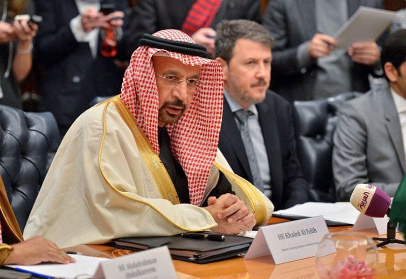 Saudis sharpen oil policy focus with energy ministry reshuffle