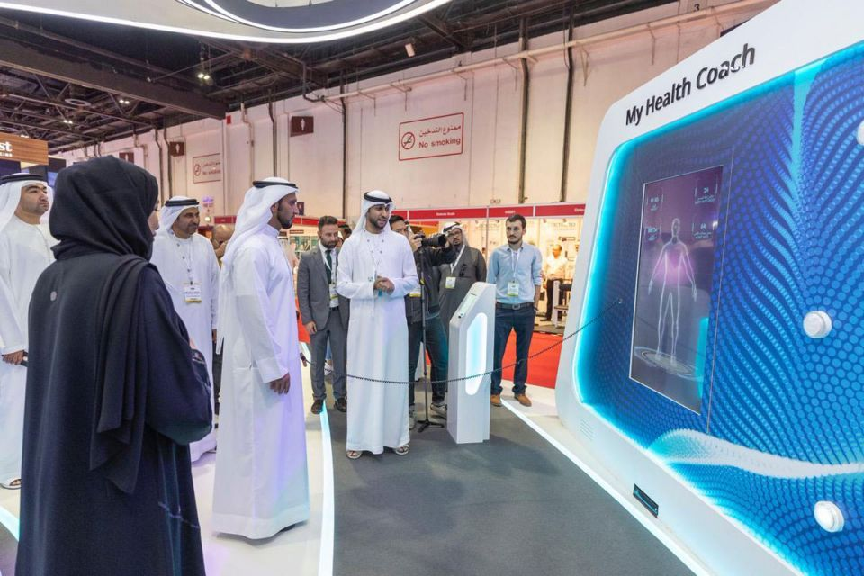 In pictures: Middle East largest healthcare event Arab Health opens in Dubai
