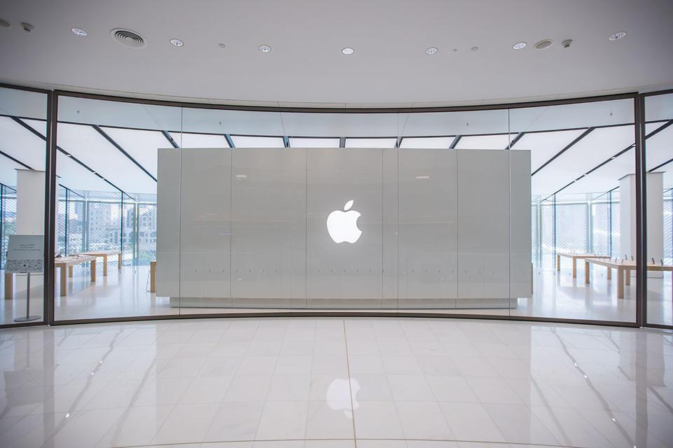 Apple to shut UAE stores to slow spread of virus