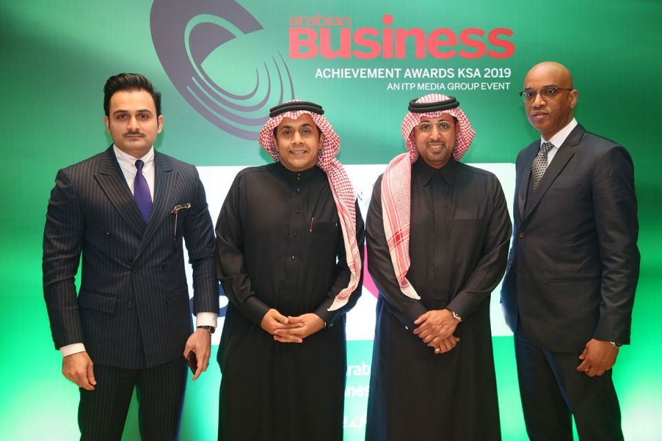 In pictures: Behind the scenes at the Arabian Business KSA Achievement Awards 2019