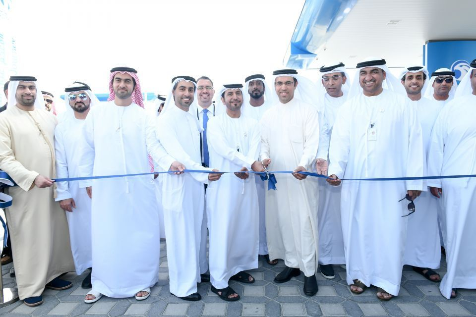 UAE's ADNOC opens first service stations in Dubai