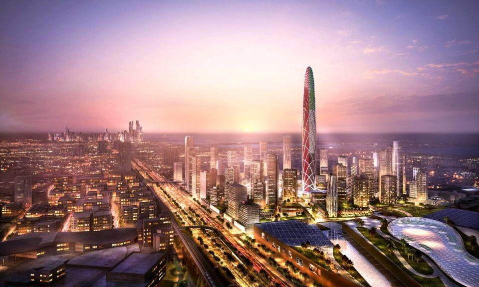 Dubai ruler unveils Downtown, Burj Jumeira mega project