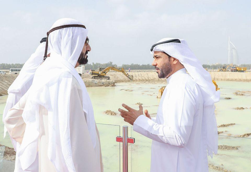 In pictures: Dubai's new mega project near Burj Al Arab - Burj Jumeira