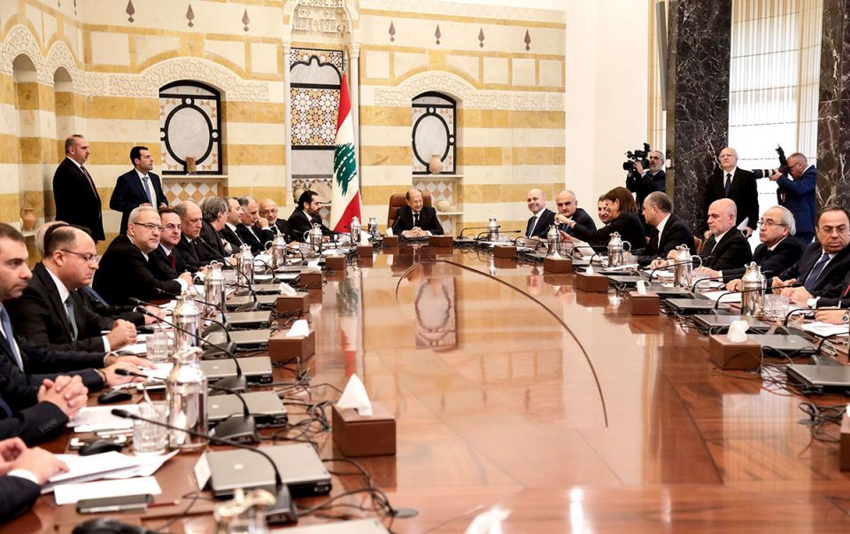 Lebanon cabinet reaches consensus on 2019 budget: minister