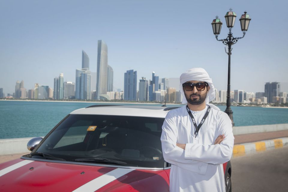 Emirati Uber drivers hit the streets of Abu Dhabi