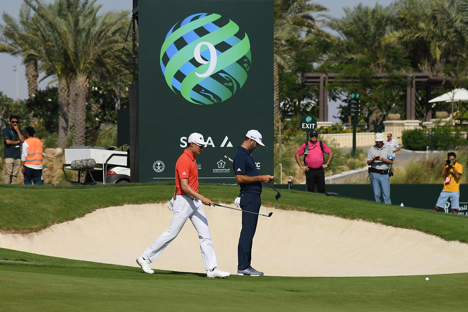 Saudi Arabia says aiming to be world's 'most innovative' golfing market