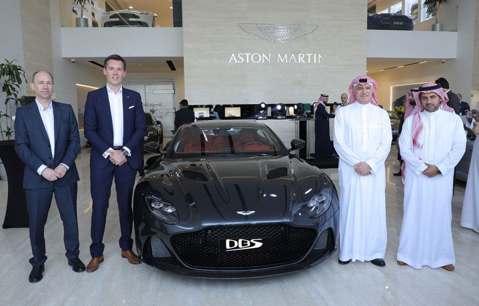 Saudi Arabia is extremely important for us: Aston Martin boss