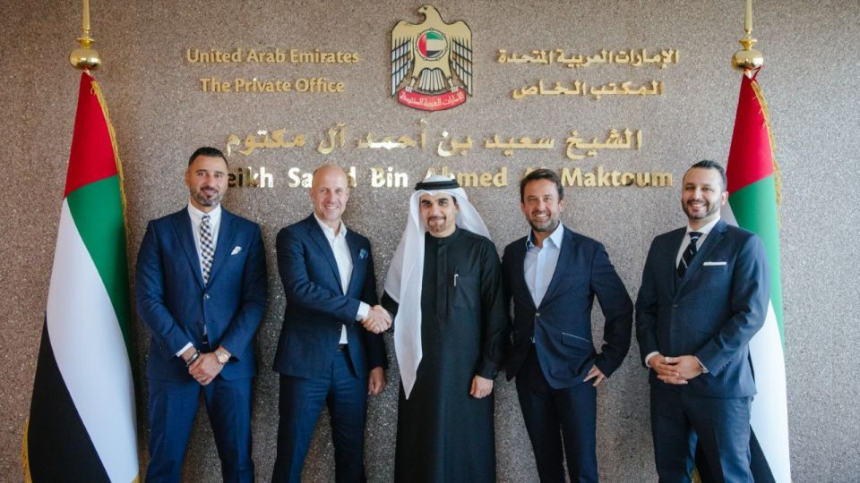 Dubai royal backs cryptocurrency fund manager Invao