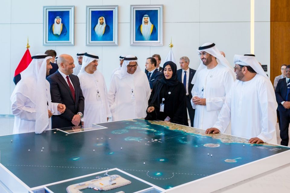 UAE's ADNOC awards $1.36bn contract to build artificial islands