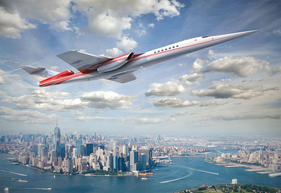 Billionaire Bass's supersonic jet dream wins Boeing backing