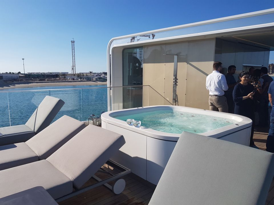 In pictures: Luxury marine style living in Dubai's The World Island
