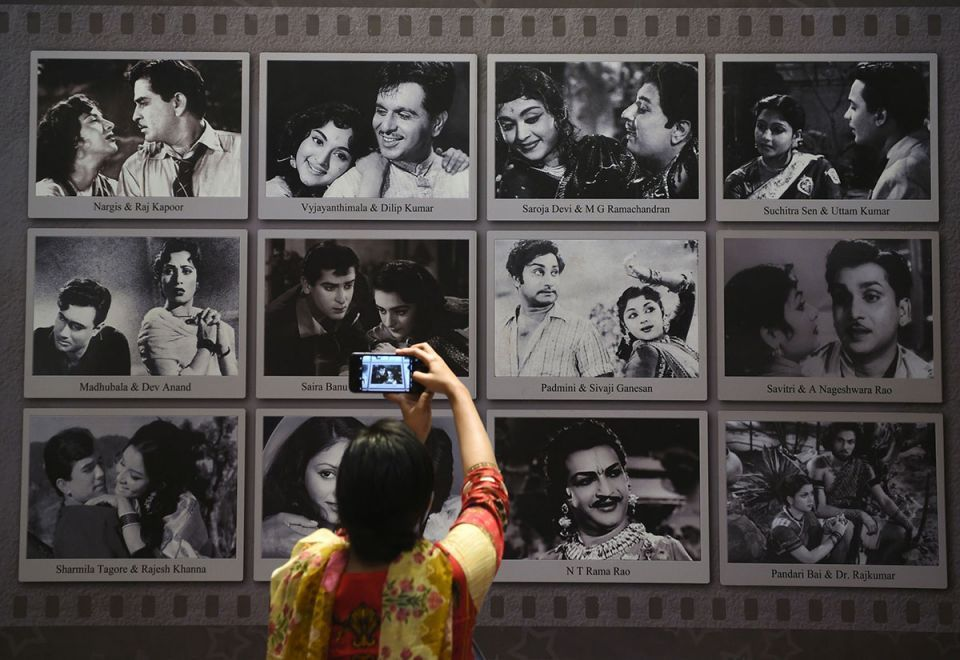 In pictures: National Museum of Indian Cinema in the home of Bollywood