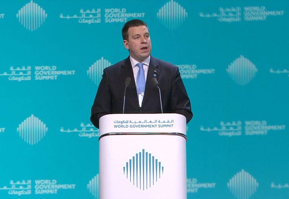 'Unused' potential in Estonia-UAE relations, says PM