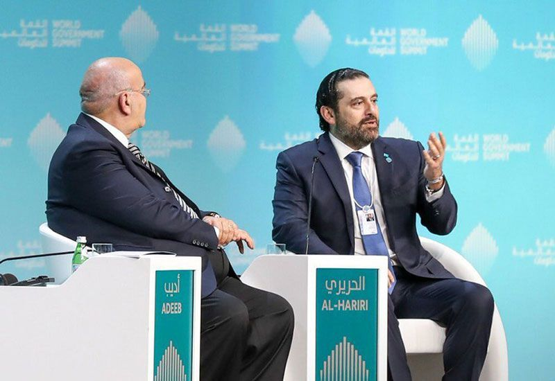 'This is Lebanon's last chance, there will be no other': Saad Hariri