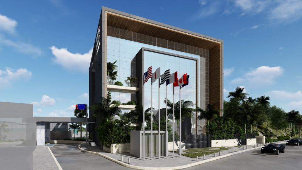 Dubai firm inks deal to run new Marriott hotel in Liberia