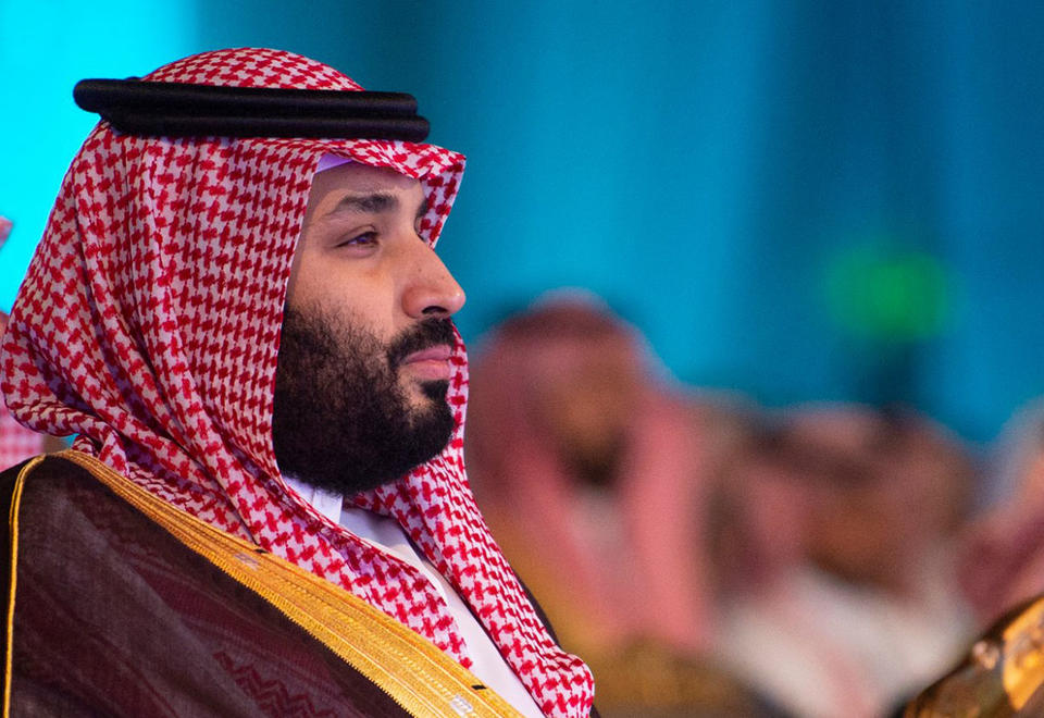 Saudi crown prince to visit Indonesia next week